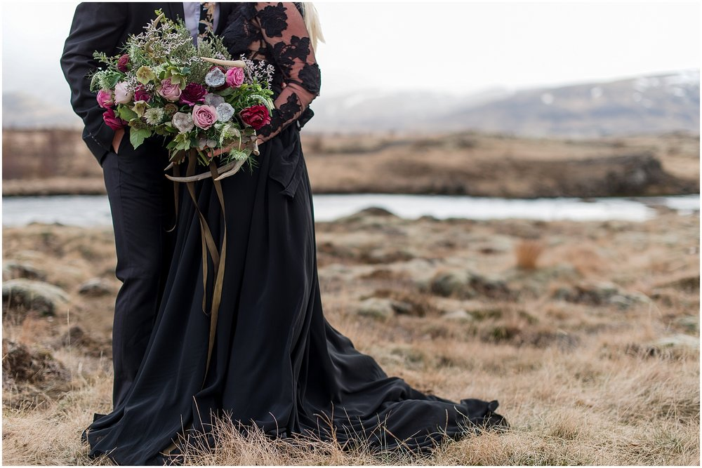 Hannah Leigh Photography Black Wedding Dress Iceland Elopement_2429.jpg