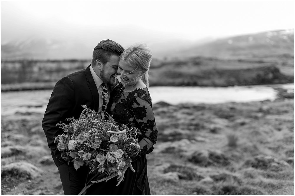 Hannah Leigh Photography Black Wedding Dress Iceland Elopement_2426.jpg