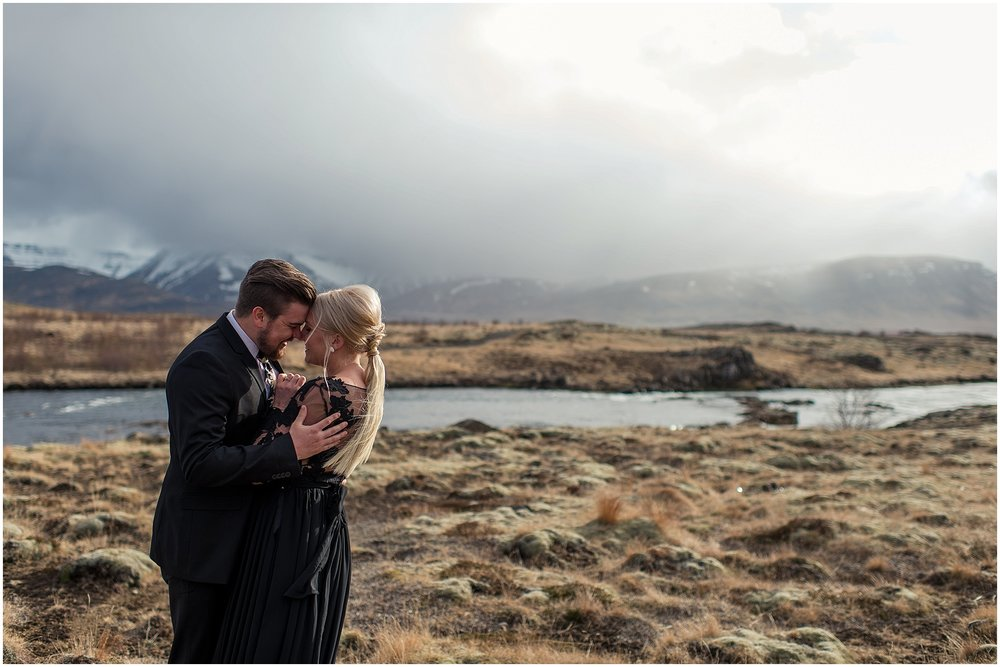 Hannah Leigh Photography Black Wedding Dress Iceland Elopement_2420.jpg