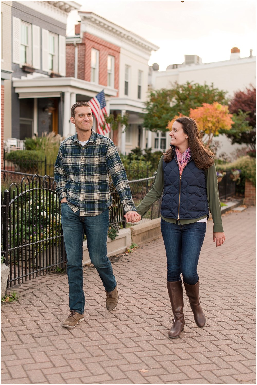 Hannah Leigh Photography Federal Hill Engagement Session Baltimore MD_2556.jpg