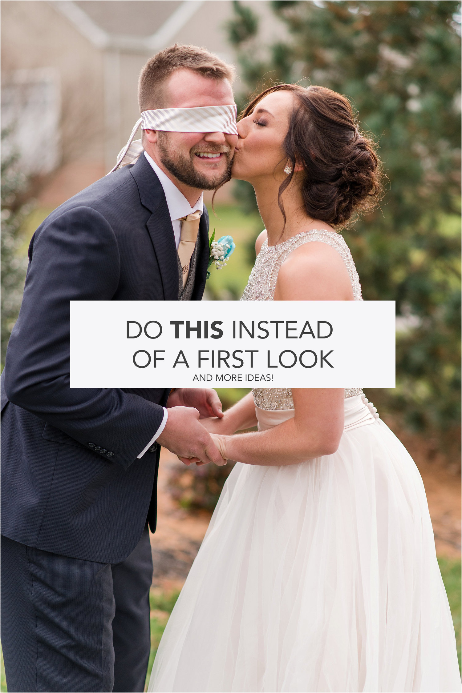 Do This Instead Of A First Look Hannah Leigh Photography