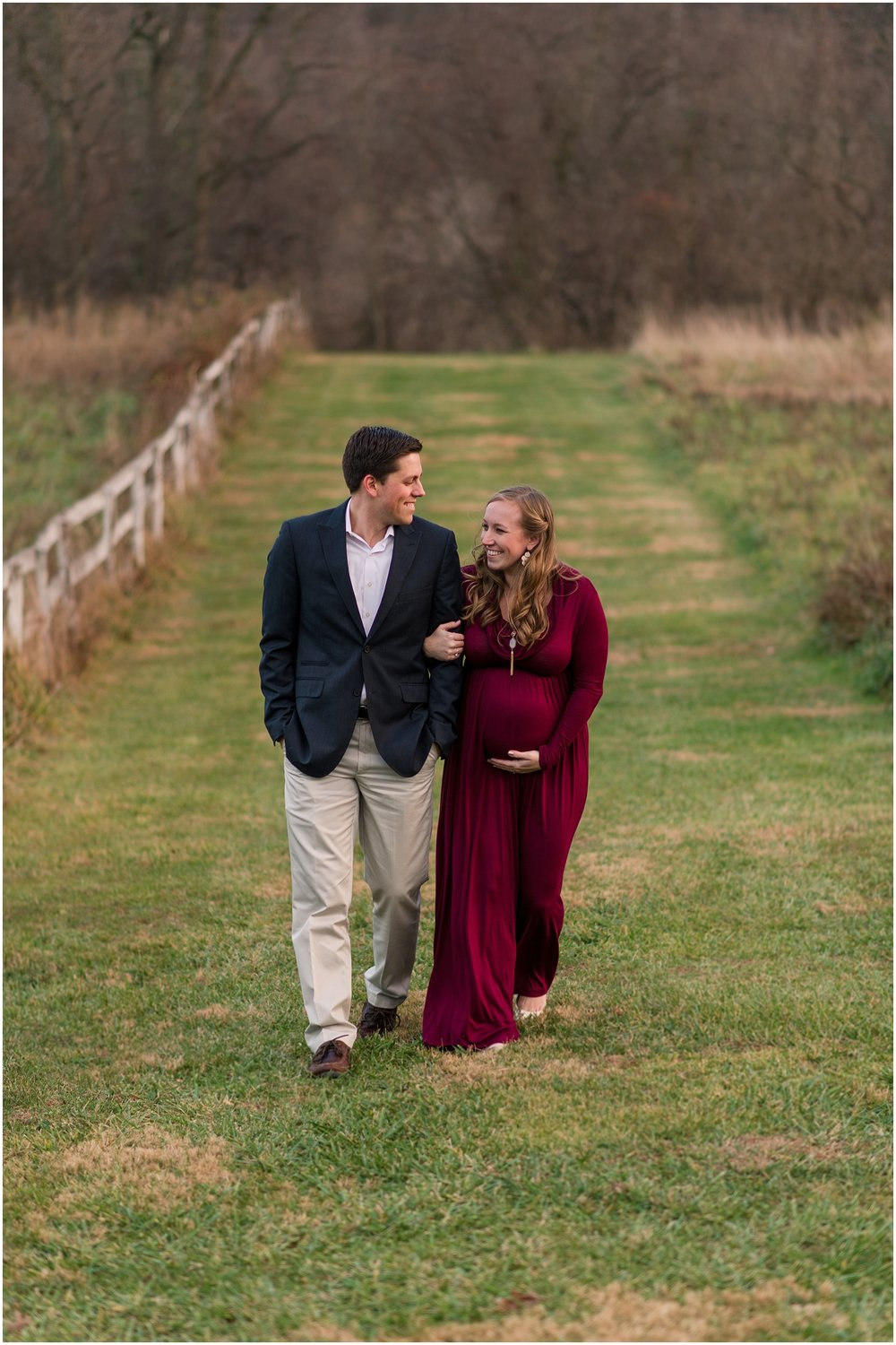 Hannah Leigh Photography Winter Maternity Towson MD_2755.jpg