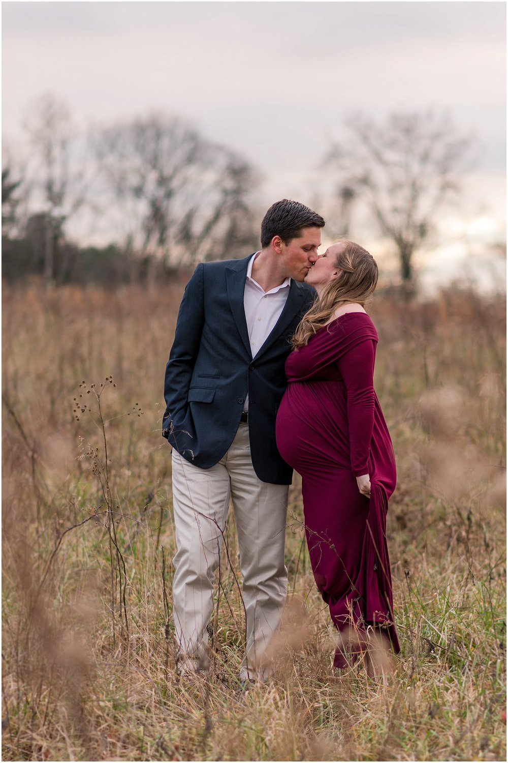 Hannah Leigh Photography Winter Maternity Towson MD_2750.jpg
