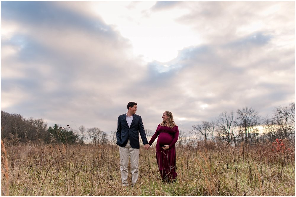Hannah Leigh Photography Winter Maternity Towson MD_2748.jpg
