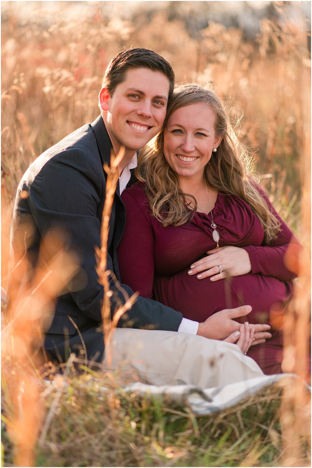 Hannah Leigh Photography Winter Maternity Towson MD_2740.jpg