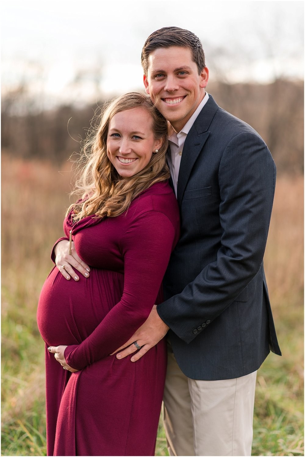 Hannah Leigh Photography Winter Maternity Towson MD_2733.jpg