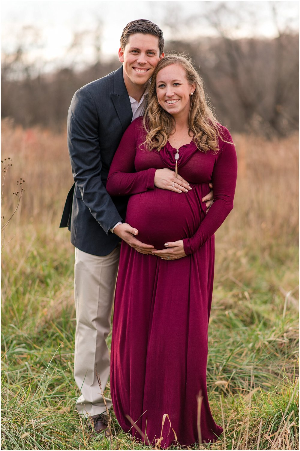 Hannah Leigh Photography Winter Maternity Towson MD_2731.jpg