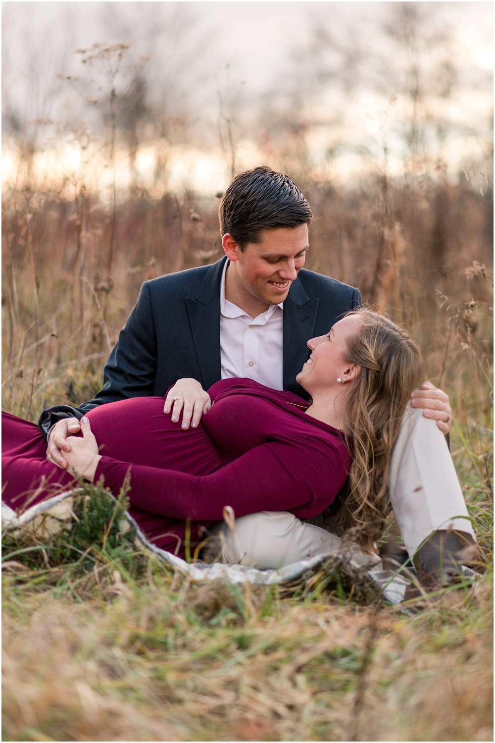Hannah Leigh Photography Winter Maternity Towson MD_2767.jpg