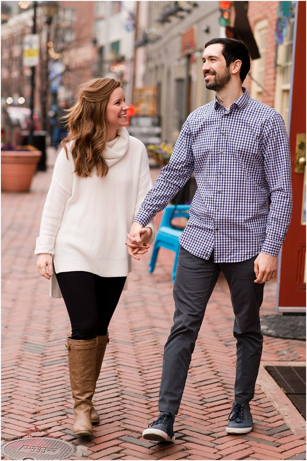 Hannah Leigh Photography Fell Point Baltimore MD Engagement Session_3584.jpg