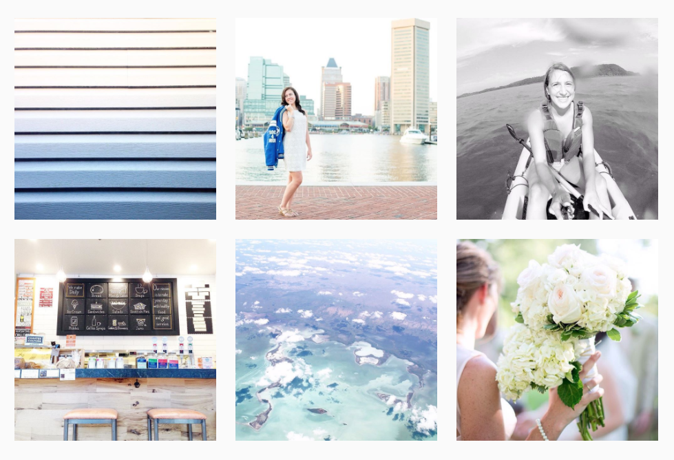INSTAGRAM PORTFOLIO SUMMER OF 2015