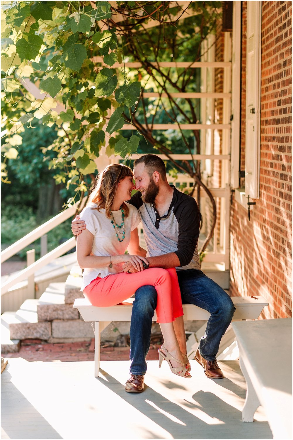 Hannah Leigh Photography Lancaster City Summer Engagement Session_4322.jpg