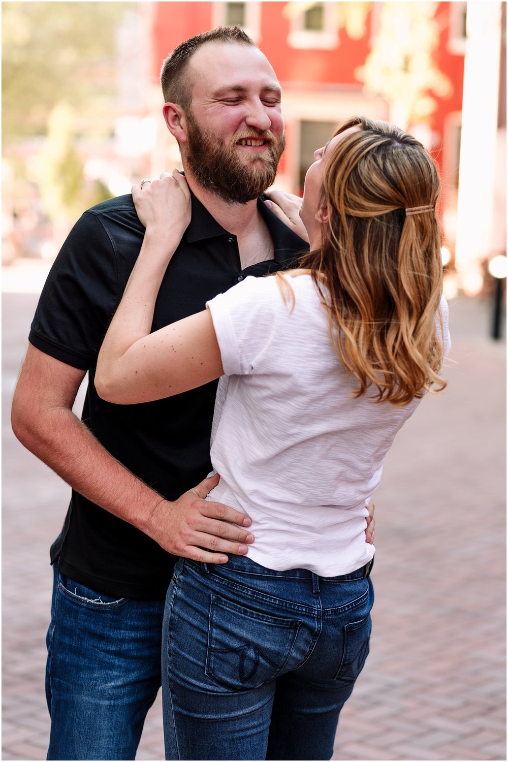 Hannah Leigh Photography Lancaster City Summer Engagement Session_4302.jpg