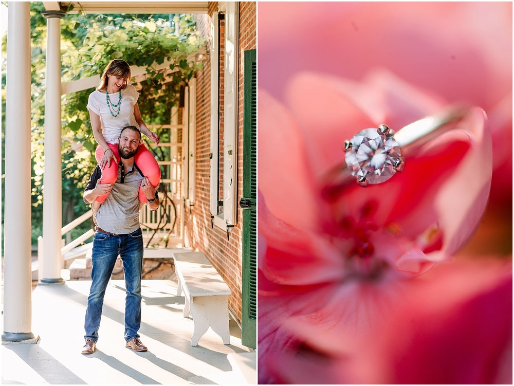 Hannah Leigh Photography Lancaster City Summer Engagement Session_4288.jpg