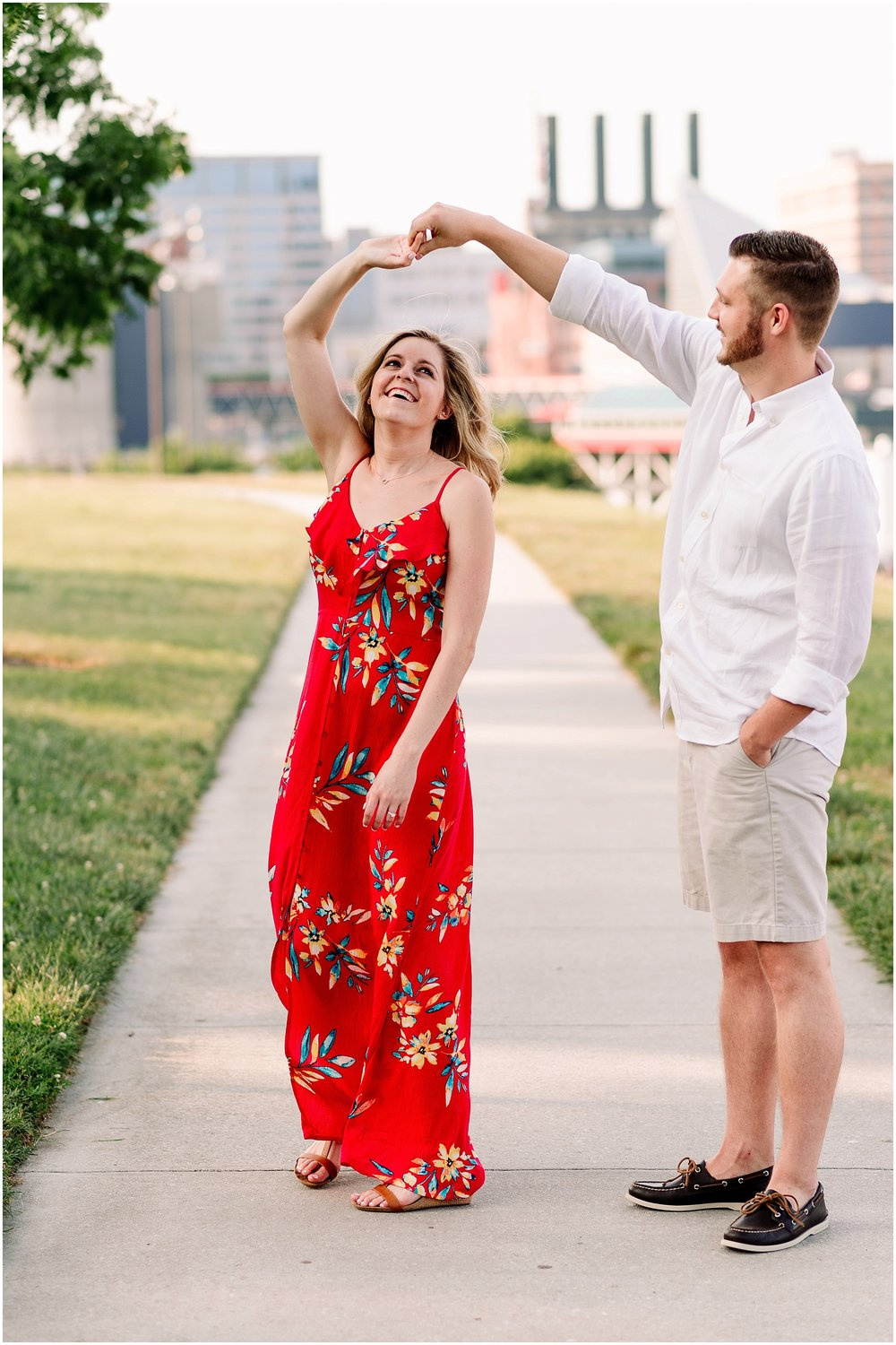 Hannah Leigh Photography Federal Hill Baltimore Engagement Session_4676.jpg