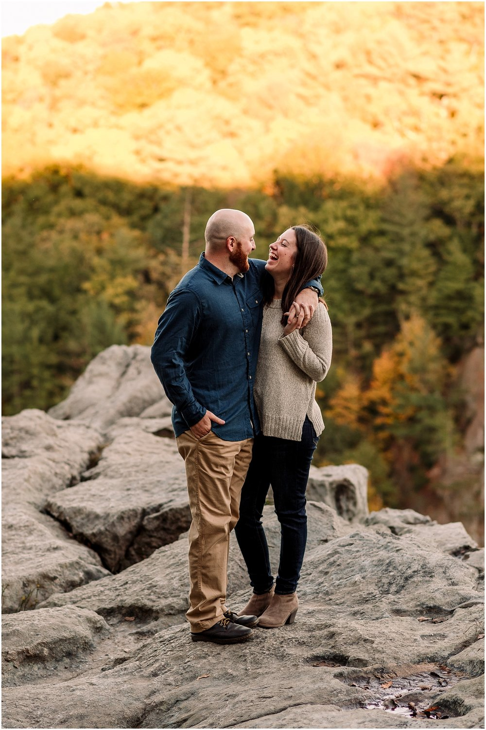 Hannah Leigh Photography Rocks State Park Engagement Session_6363.jpg