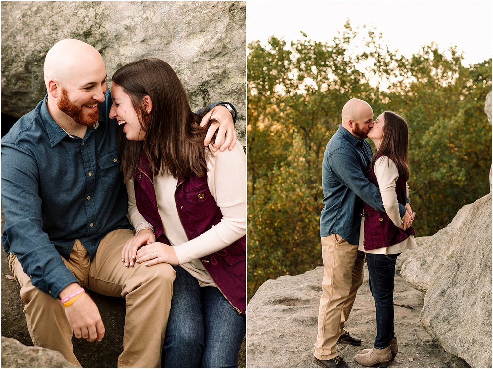 Hannah Leigh Photography Rocks State Park Engagement Session_6345.jpg