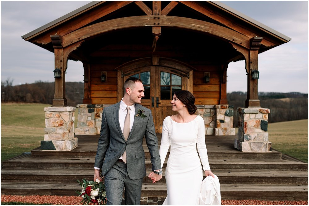 Hannah Leigh Photography Wyndridge Farm Wedding York PA_6815.jpg