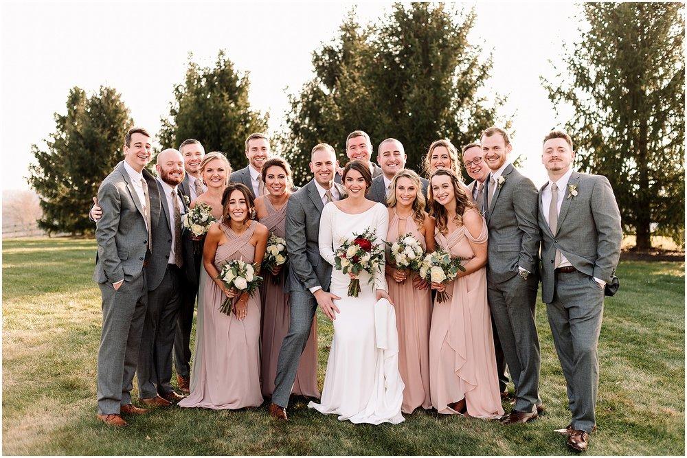 Hannah Leigh Photography Wyndridge Farm Wedding York PA_6846.jpg