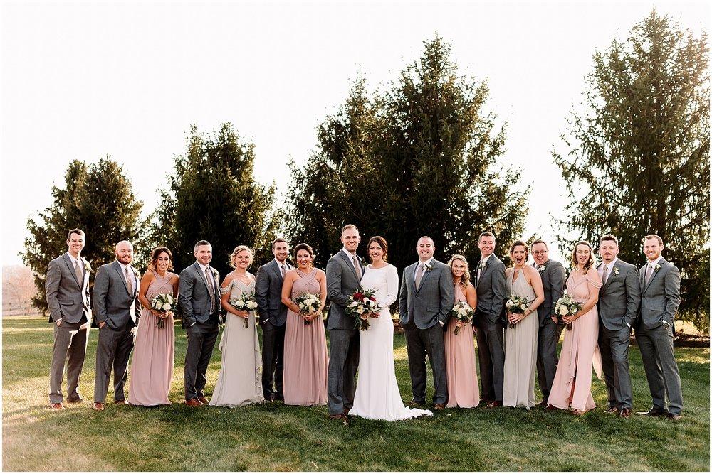 Hannah Leigh Photography Wyndridge Farm Wedding York PA_6843.jpg