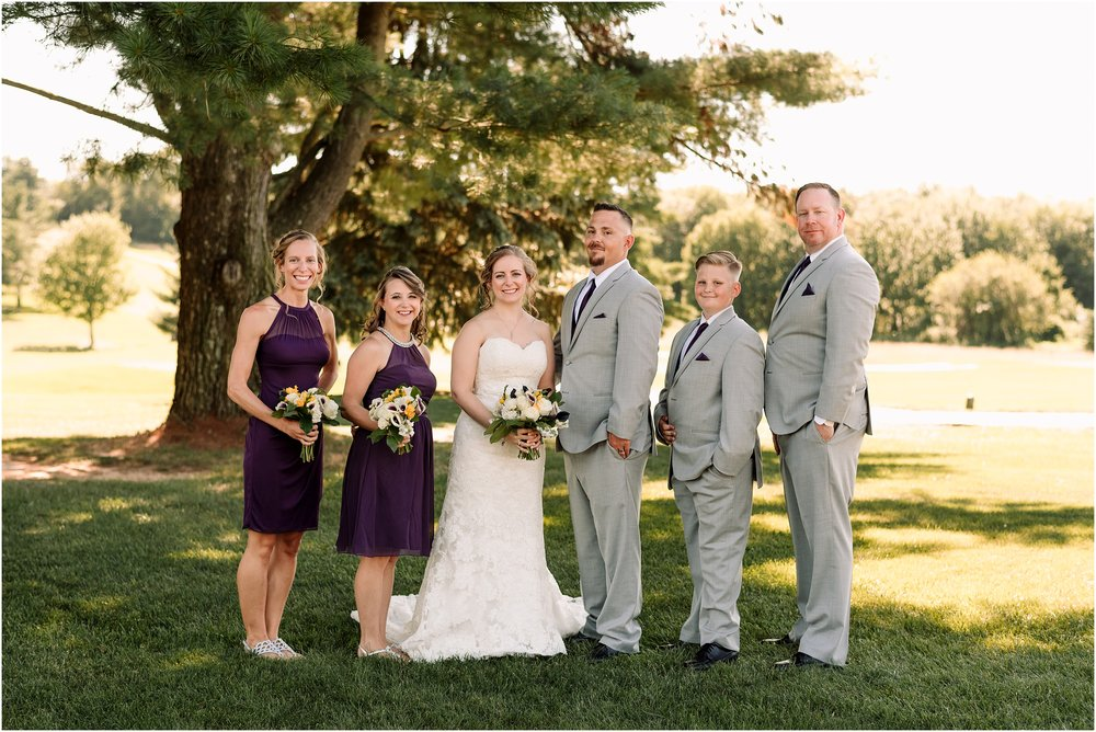 hannah leigh photography Piney Branch Golf Club Wedding Upperco MD_0451.jpg