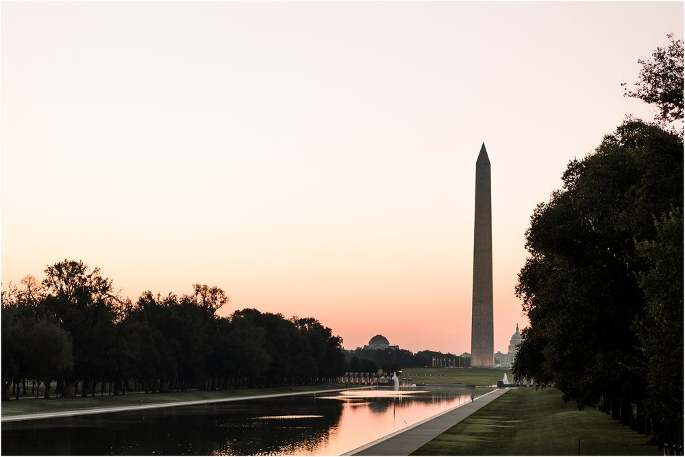 hannah leigh photography Sunrise Jefferson Memorial Engagement Session, Washington DC_1014.jpg