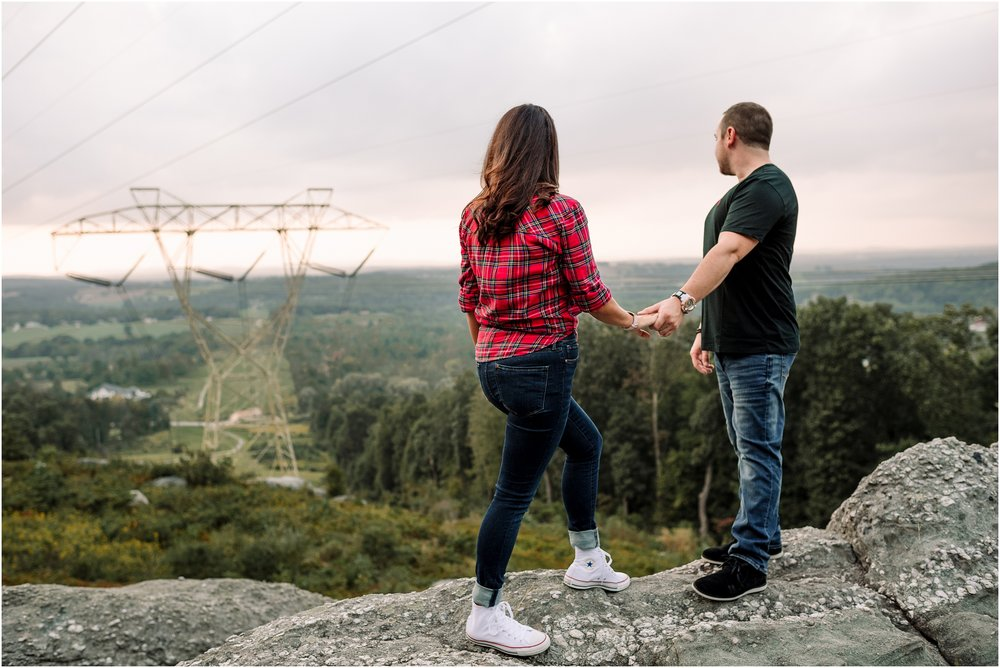 hannah leigh photography woodsy engagement session PA_1621.jpg
