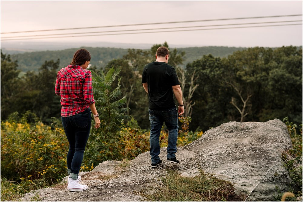 hannah leigh photography woodsy engagement session PA_1615.jpg