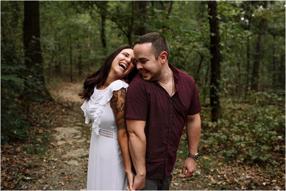 hannah leigh photography woodsy engagement session PA_1601.jpg