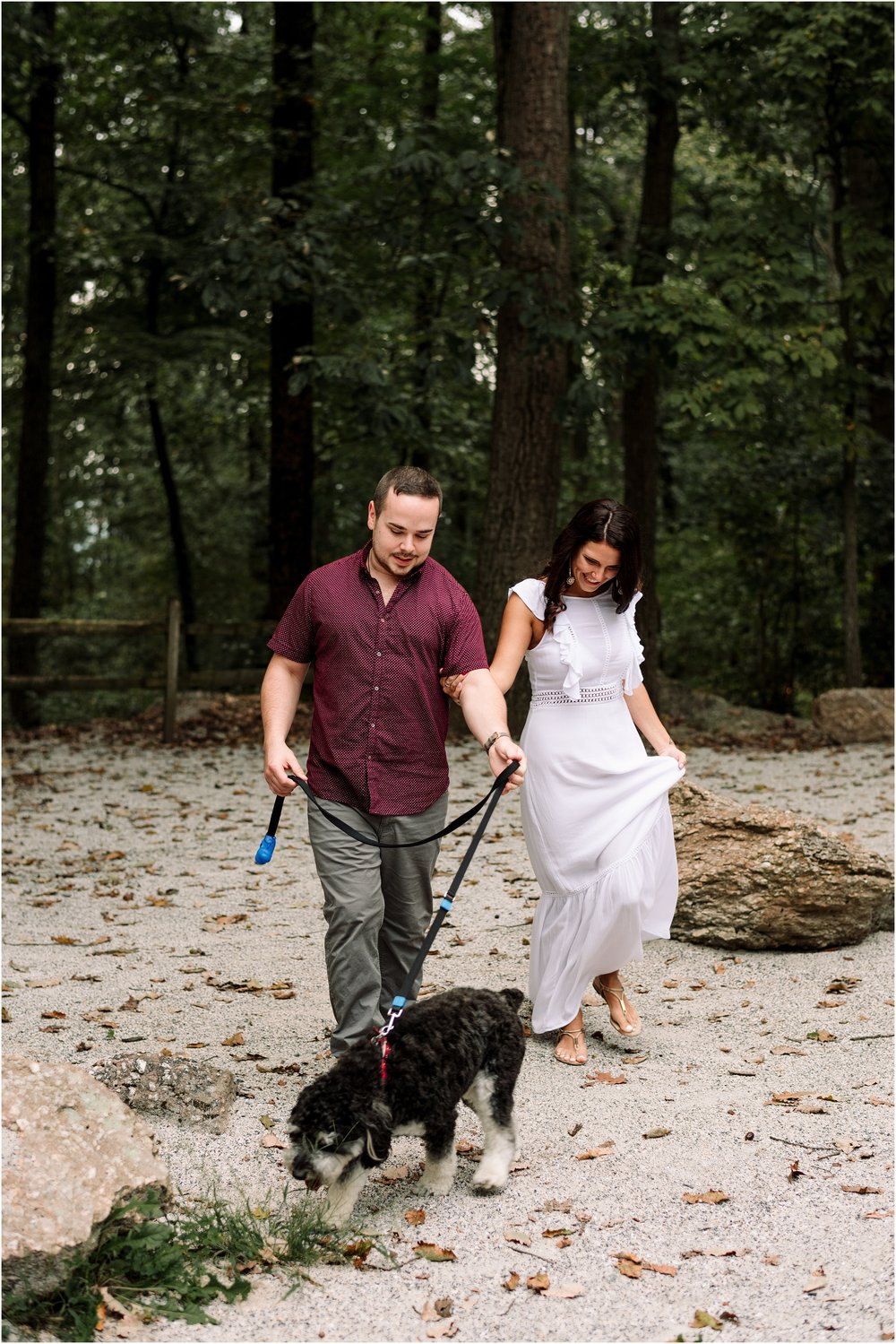 hannah leigh photography woodsy engagement session PA_1590.jpg