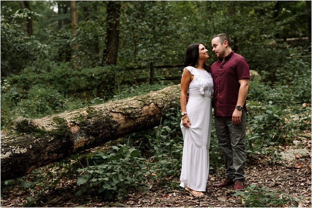 hannah leigh photography woodsy engagement session PA_1583.jpg