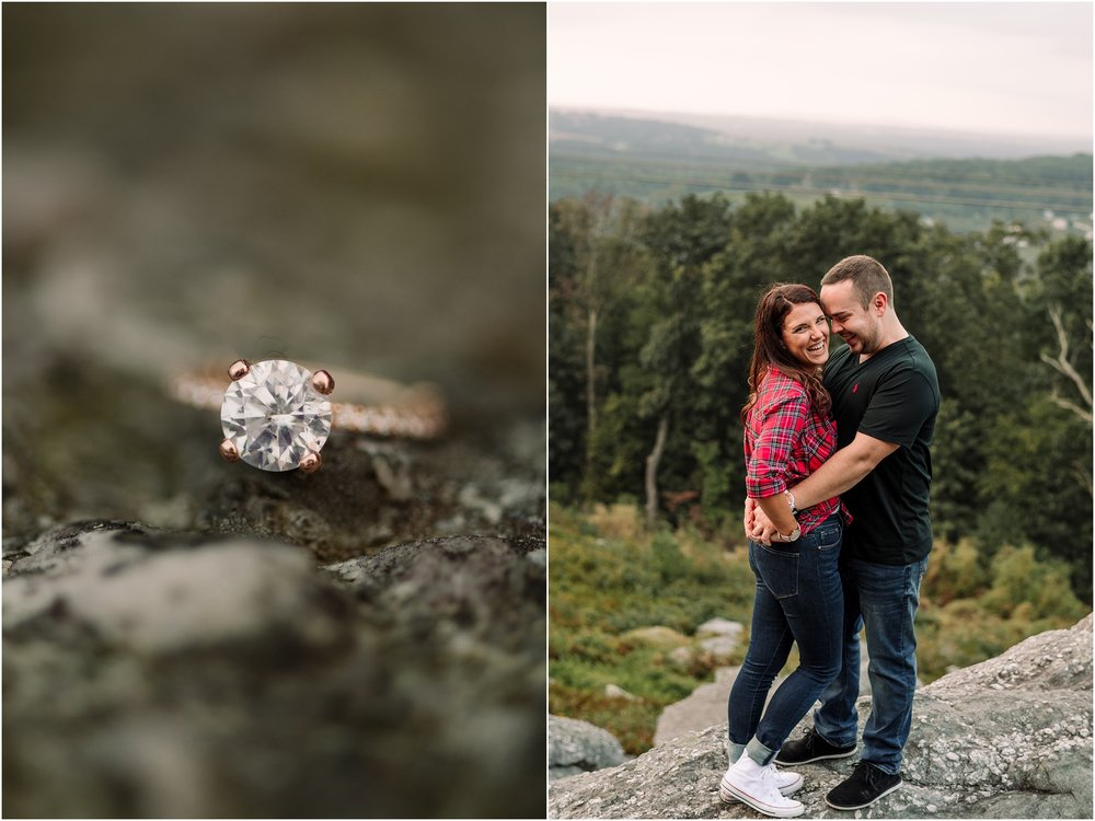 hannah leigh photography woodsy engagement session PA_1577.jpg