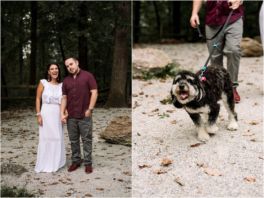 hannah leigh photography woodsy engagement session PA_1571.jpg