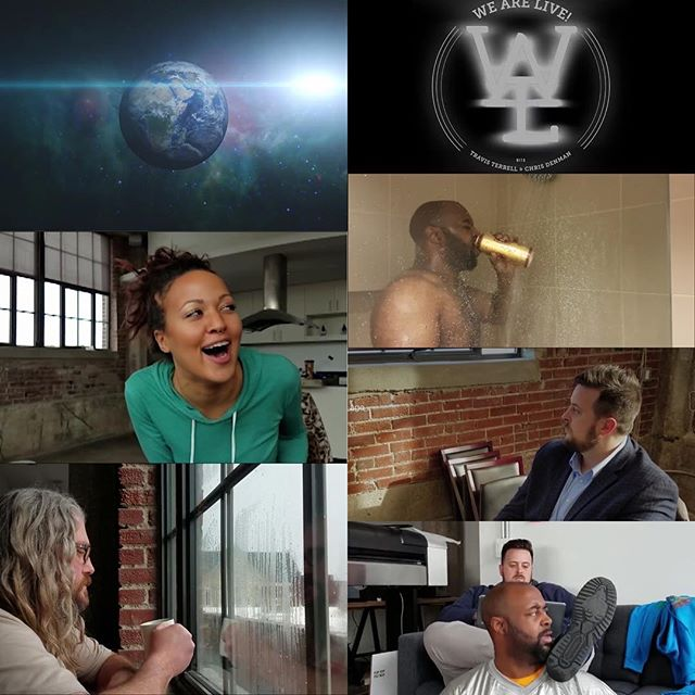 Check out all the planet WAL videos on the We Are Live! @facebook page! We're relaunching Monday 2/18 with full video and audio. Hold on to your butts! #download #stream #wearelive #stl #stlouis #missouri #stlouismo #allthingscomedy #fun #interviews #funnyvideos #goodtimes #instafunny #stlgram #stlouisonly #studio #bestoftheweek #launch #friday #february