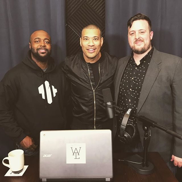 The great @michaelyo stopped by today to chat about his new special and his stop at @stlfunnybone this weekend! Unbelievably fun interview with some excellent entertainment advice. Support this man! #wearelive #blasian #badass #cityofstlouis #missouri #onlyfans #comedy #standupcomedy #siriusxm #laughs #instafunny