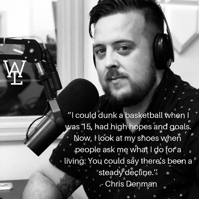@instadenman had high hopes. he's now a full time podcaster 🤭 #wearelive #stl #missouri #stlouisonly #allstl #funny #WAL #download #stream #podcast #podcasts #applepodcasts #spotify #hometown #funnyvideos #comedy #conversation #instacomedy #instafun #comedyvideo #interview #media