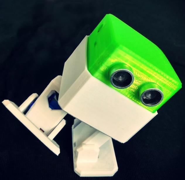 DIY ROBOT & CODING