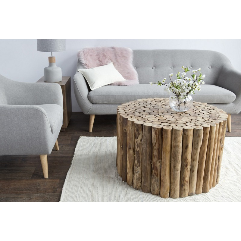 Natura Stix Coffee Table