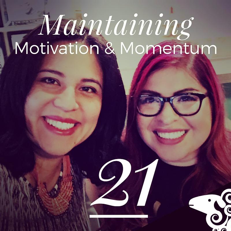 maintaining-motivation-momentum-podcast