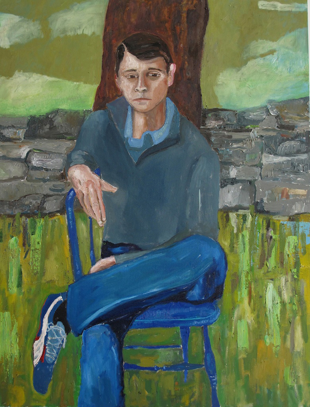 Portrait of Brian Kernan