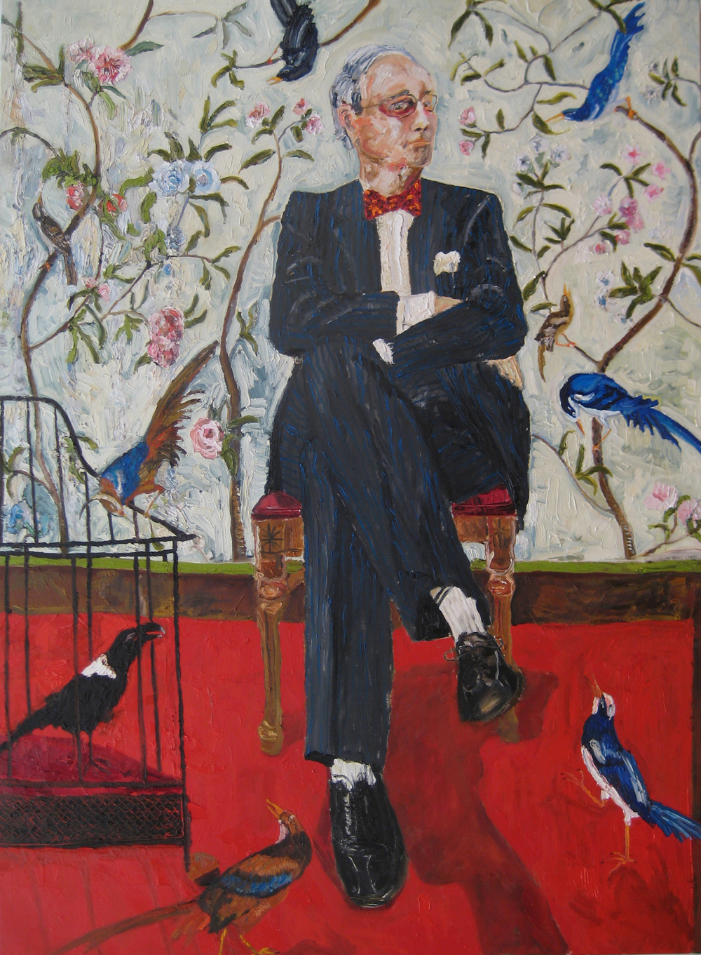 Aldon with Birds #2