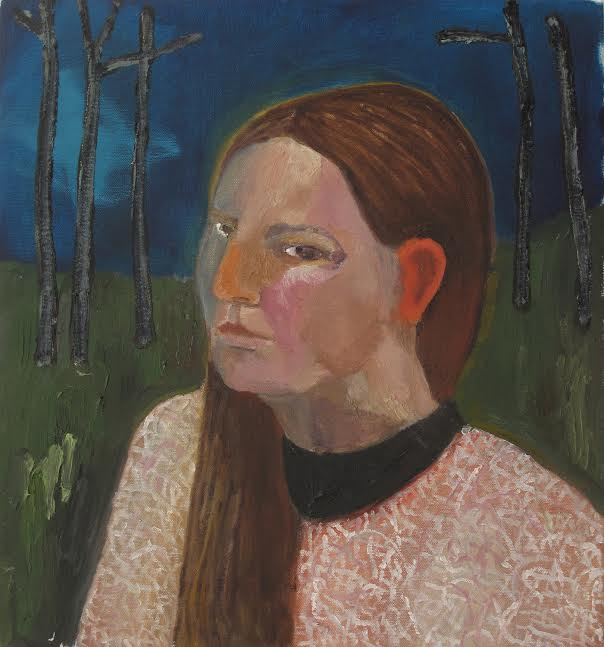 Girl in Landscape