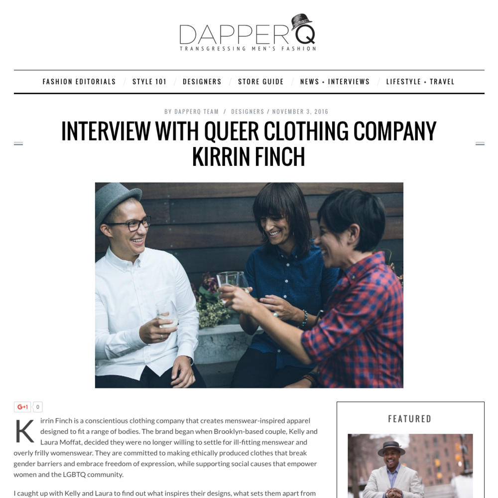 DapperQ Article Nov 3 2016.png