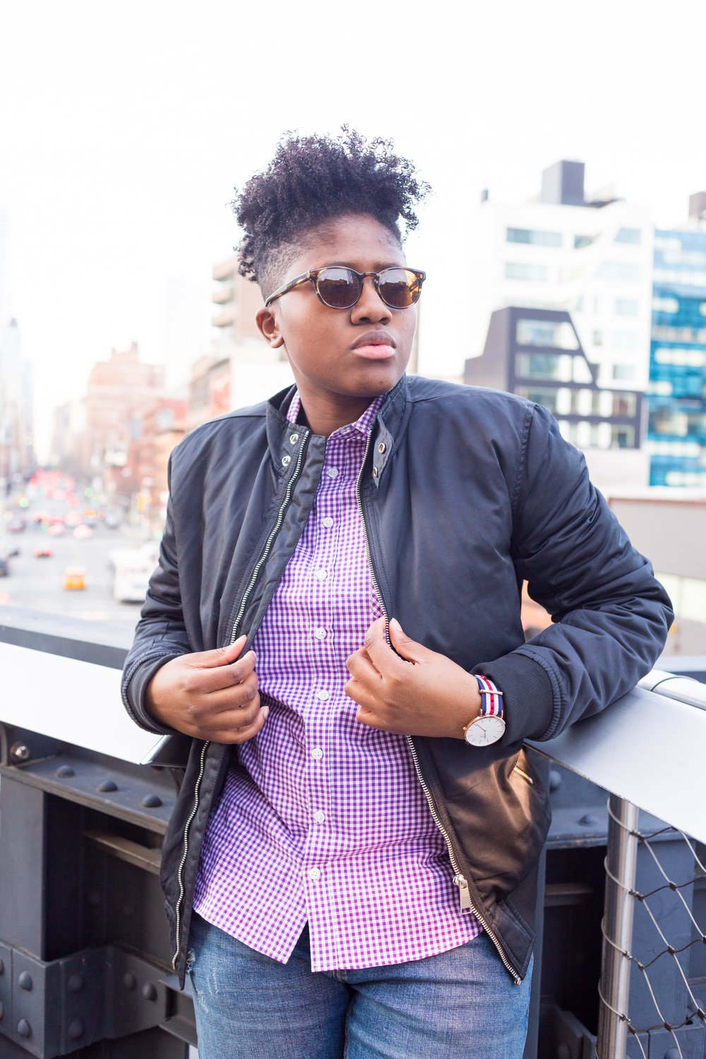 Every street style with Kirrin Finch