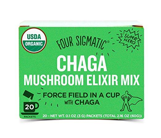 Four Sigmatic Organic Mushroom Elixir