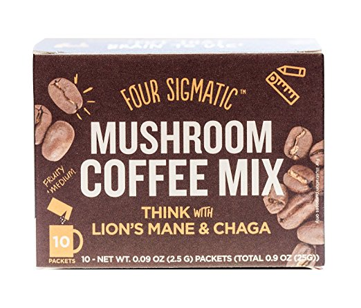 Four Sigmatic Mushroom Coffee