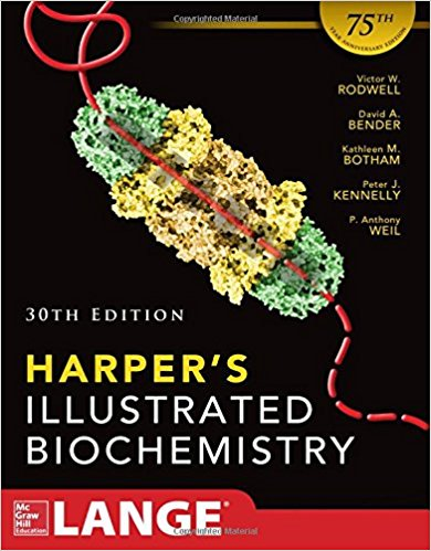 Harper's Illustrated Biochemistry: