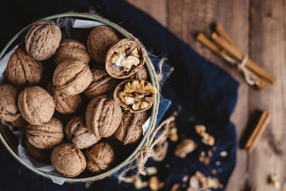 Walnuts and omega-3 fatty acids