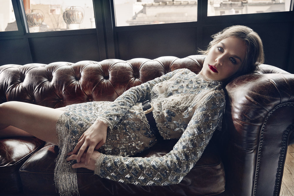 MORGAN POLANSKY / FEY - VANITY FAIR ITALIA
