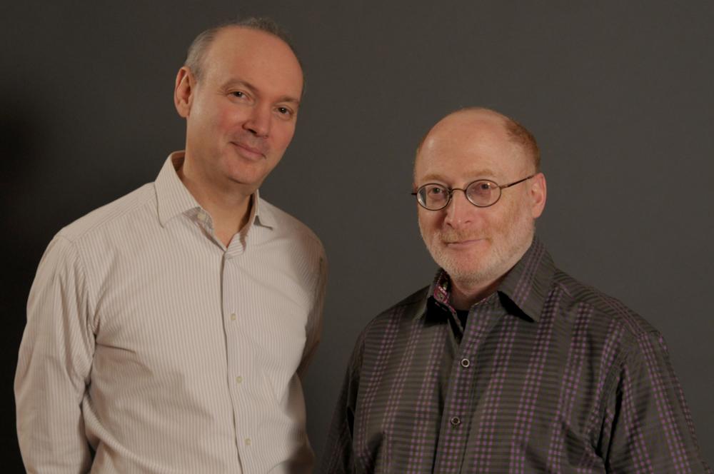 Paul Neubauer & Aaron Jay Kernis