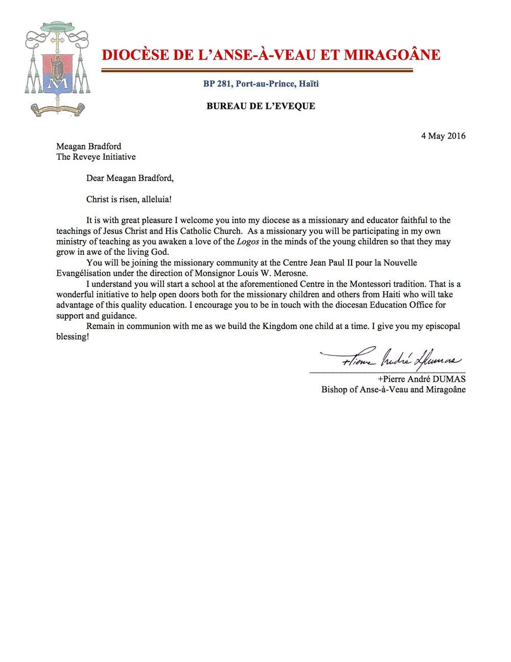 letter to Meagan Reveye Initiative.jpg